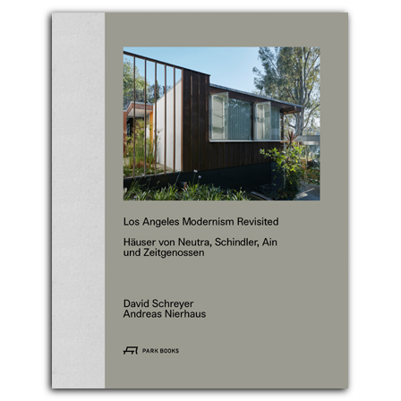 Cover: Los Angeles Modernism Revisited (©Park Books)