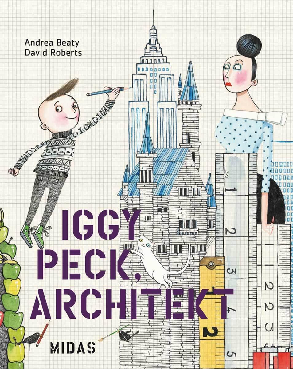 Iggy Peck, Architekt (Cover-Bild)