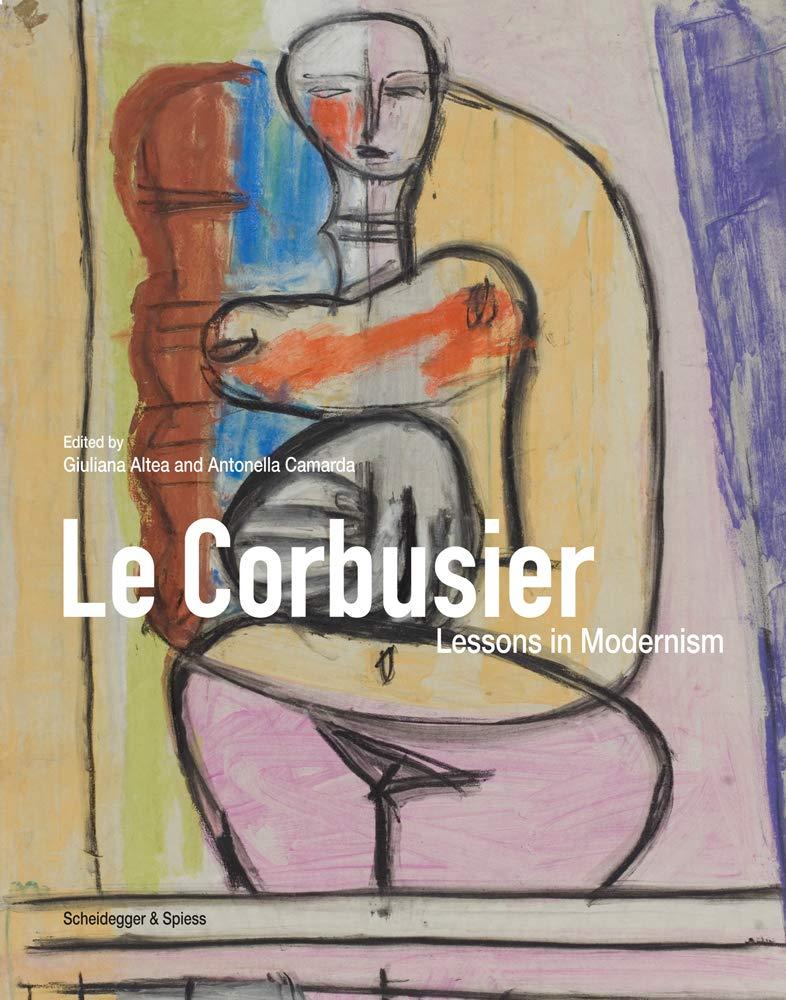 Le Corbusier: Buchcover