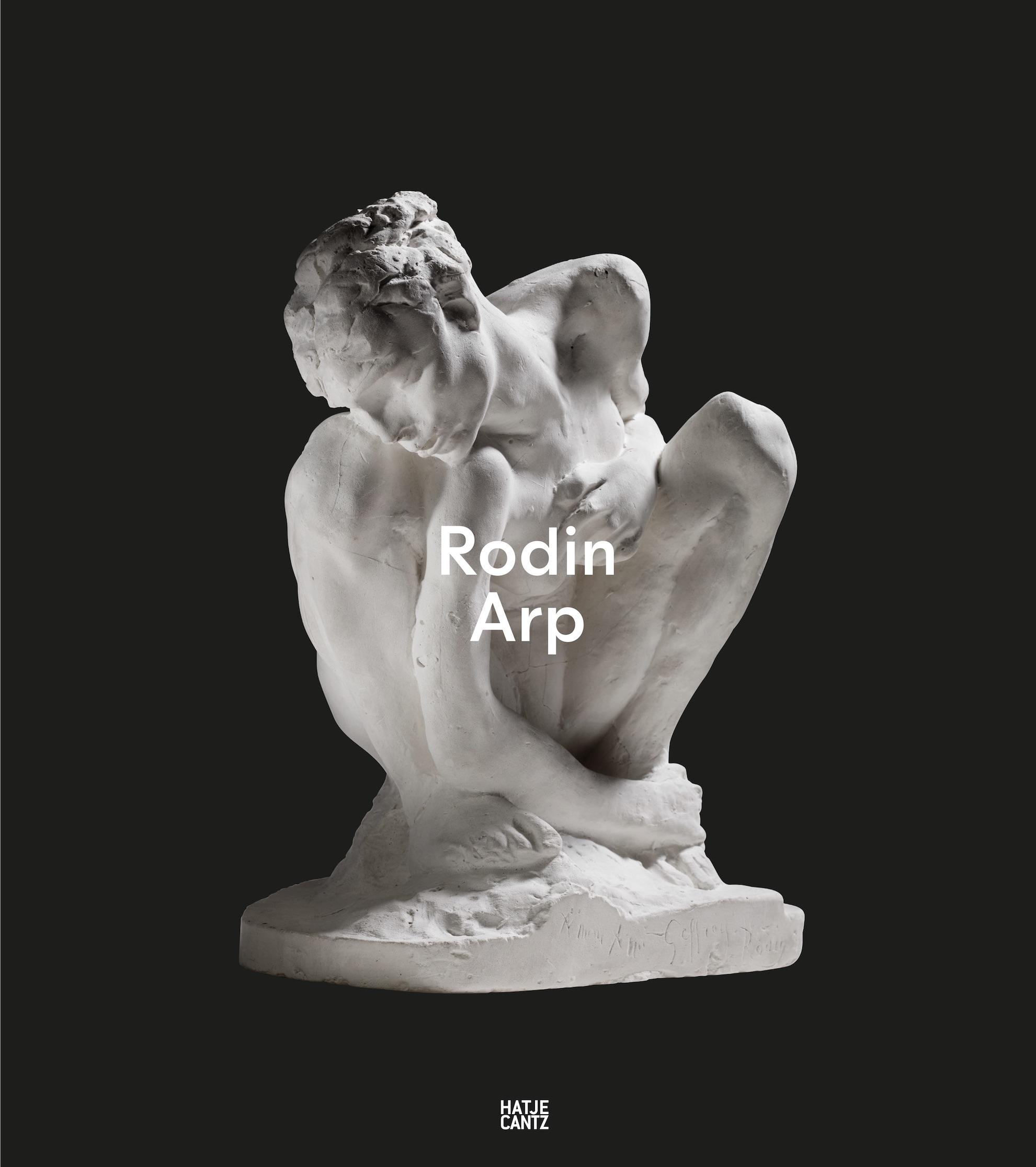 Bild: Buchcover Rodin/Arp