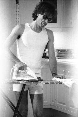 Jagger Ironing © Alison Jackson