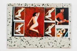 Elke Silvia Krystufek, Day Dream Series, 1996, Farbfotografien, montiert auf Karton, 70 × 100 cm, Courtesy of the artist and Croy Nielsen, Vienna