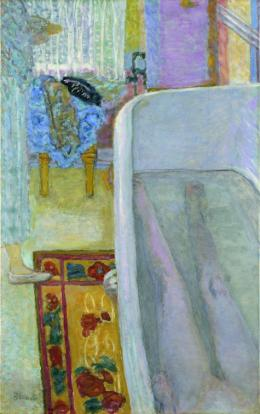 Akt in der Wanne, 1925