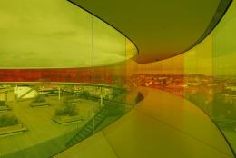 'Your Rainbow Panorama' von Olafur Eliasson (© MPS)