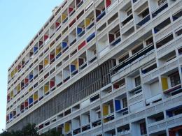 Die Unité d'Habitation in Marseille (© MPS)