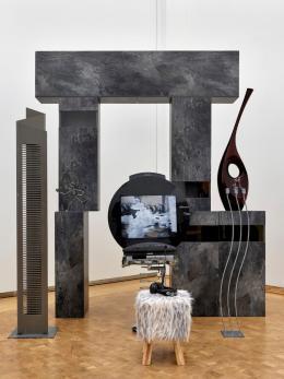 Henrike Naumann, Das Reich (2018); Photo: Achim Kukulies. Museum Abteiberg Mönchengladbach