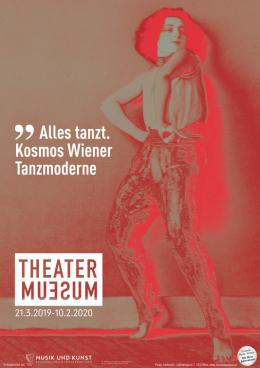 """Alles tanzt. Kosmos Wiener Tanzmoderne"" Theatermuseum © KHM-Museumsverband"