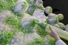 Space and Experience Architektur für ein besseres Leben ecoLogicStudio (Claudia Pasquero und Marco Poletto) H.O.R.T.U.S. XL Astaxanthin.g, 2019 © NAARO