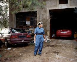 Anne Golaz: Mooty, aus der Serie Corbeau, 2004-17; © AnnGolaz, Courtesy: Galerie C