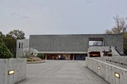 Das Nationalmuseum für westliche Kunst von Le Corbusier (© MPS)