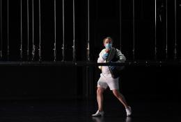 Spielt den Orfeo: Hagen Matzeit (Foto: Bregenzer Festspiele/ Karl Forster)