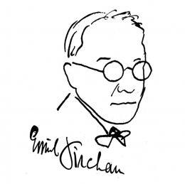 Emil Pirchan: Selbstportrait, Prag 1933; © Sammlung Steffan / Pabst. Foto: Sammlung Steffan / Pabst