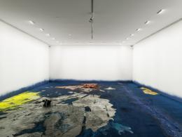 "Ausstellungsansicht, Hugo Canoilas ""On the extremes of good and evil"" Foto: Klaus Pichler © mumok / Klaus Pichler"