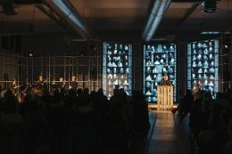 Feldkircher Zwischentöne: Begräbnis - Privatsphäre (Foto: Lisa Mathis)