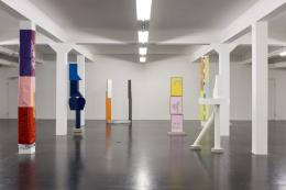Maruša Sagadin, Tschumi Alumni, 2018 | Foto: MK, Halle für Kunst und Medien, Graz © Courtesy Christine König Galerie, Wien und die Künstlerin | Bildrecht, Wien 2021