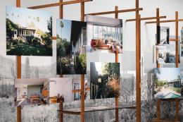 Richard Neutra. Wohnhäuser für Kalifornien, Ausstellung Wien Museum Musa  (©Christoph Panzer)