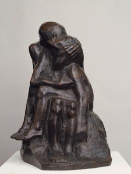 Käthe Kollwitz, Liebespaar II, 1913, © Staatliche Museen zu Berlin, Nationalgalerie / Roland März