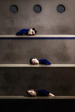 Szene aus Mal - Embriaguez Divina (© Charlotte Hafke)