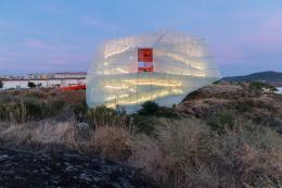 Plasencia Auditorium und Kongresszentrum, Plasencia, ES, Architekten: selgascano © Foto: Iwan Baan