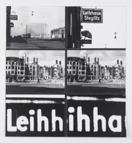 Leihhaus Steglitz, 1944 / Pawn shop in Steglitz, 1944 s/w Fotografie / b/w photo Photo © mumok Museum moderner Kunst Stiftung Ludwig Wien, Schenkung / donation from Michael Merighi