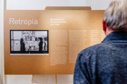Sprechen über Sehnsuchtsbilder vom Land. Foto: kollektiv fischka / kramar © Volkskundemuseum Wien