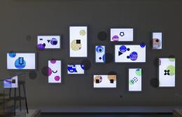"""MAK Design Lab Neuaufstellung anlässlich der """"Vienna Biennale for Change"""" 2019 mischer'traxler studio und LWZ, Prospects, 2019  © Stefan Lux/MAK"""