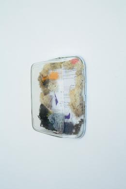 Sophie Gogl, Ohne Titel, 2020 Mixed Media 24 x 21 x 4 cm © Verena Nagl