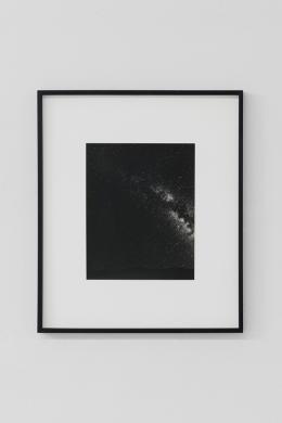 MAK-Ausstellungsansicht, 2021, Andreas Duscha. Sky Glow, after nightfall (Gesäuse) © kunst-dokumentation.com