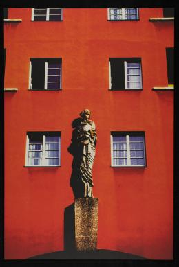 Alfredo Jaar, Untitled (1988–2004), Fotoserie zum Roten Wien © Alfredo Jaar