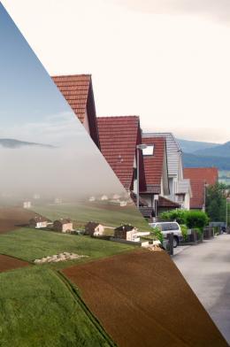 Prallel Sprawl; Kossovo / Schweiz © Kunik de Morsier