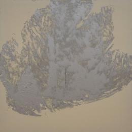 Thom Merrick, Dinosaur Footprint, 1998, Acryl auf Leinwand