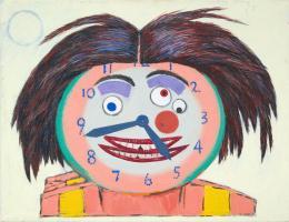 Fabian Peake, Clock; Courtesy of the artist