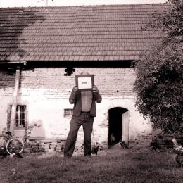 Josef Bauer, AL3ES, Mathias, 1975, Courtesy Josef Bauer