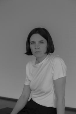 Barbara Kapusta, Portrait, Foto: Marie Haefner Courtesy Gianni Manhattan und Barbara Kapusta