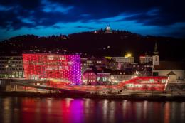 Ars Electronica Center Linz © Ars Electronica / Robert Bauernhansl