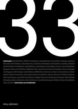 Buchcover von '33' (Bild: zVg)