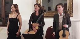 Das Cazeneuve Trio (© MPS)