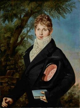 Porträt des Alois Lergetporer, 1811, Öl auf Leinwand © Salzburg Museum