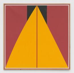 Léon Wuidar, 18 novembre 82 , 1982. © 2020, ProLitteris, Zurich; the artist and White Cube