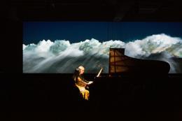 Pianographique, Fotocredit: tom mesic, Fotosammlung Ars Electronica Festival