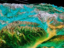 Glacier Retreat / Fotocredit: Ars Electronica – Martin Hieslmair