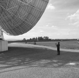 Space Is The Place / Roberto Paci Dalo (IT) (c) Carlo Stanghellini