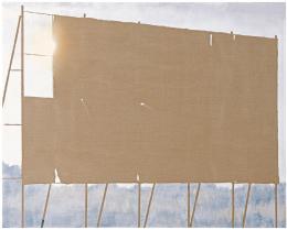 Maja Vukoje, Billboard, 2011  Land Tirol, Foto © Wolfgang Woessner © Bildrecht, Wien