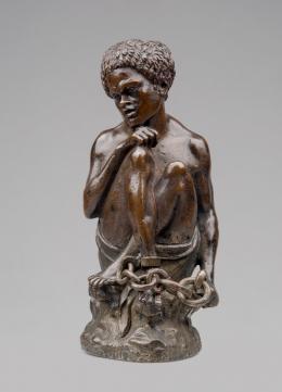 Gefesselter Sklave, Italienisch (?), 17. Jahrhundert Bronze Kunsthistorisches Museum Wien, Kunstkammer, Inv.-Nr. KK 5811 © KHM-Museumsverband