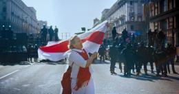 Courage, Regie: Aliaksei Paluyan, 2021, 90 min., weißrussisch-russische OV mit dt. UT