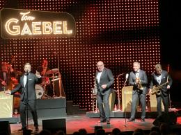 Tom Gaebel im November in der Oper in Bonn, Foto Ralf Wyrwall