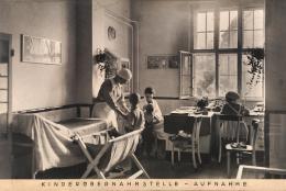 Kinderübernahmsstelle, 1926  Foto: Martin Gerlach jun. © Wien Museum