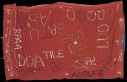 August Walla,Stoff Adolfe, undatiert (c) Art Brut KG