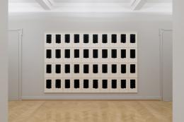 "Geta Brătescu, ""Memorie"" (Erinnerung), 1990, Foto: Sebastian Stadler"