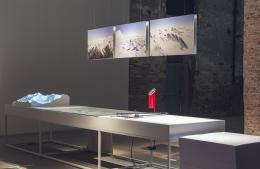 Italian Limes, General view of the interactive installation, la Biennale di Venezia 2014 Image: Delfino Sisto Legnani © Studio Folder